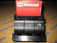 Ford F150 F250 F350 Overhead Console Sunroof Switch Genuine Ford Part
