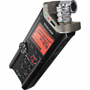 Tascam-DR-22WL-2-Channels-Portable-Handheld-Audio-Voice-Recorder-w-Wi-Fi-4GB-SD