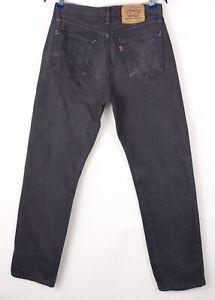 Levi's Strauss & Co Hommes 615 02 Vintage Orange Étiquette Taille Du Jean W32