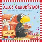 Alles Geburtstag! Lieder F.D.Kleinen Raben Socke von Various Artists (2016)
