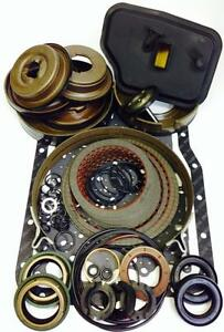 Ford-Focus-4F27E-4-Speed-Automatic-Transmission-Deluxe-Rebuild-Kit