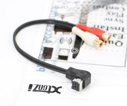 Xtenzi  Ip-bus to RCA Cable  for pioneer
