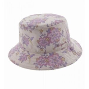 5322ca8c0 Details about Millymook Girls Reversible 2-5 Years Honey Bucket Hat - Pink  Kids Paisley Small