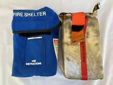 New Generation Forest Wildland Large Fire Shelter 2008 With Blue Case
