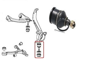 BALL JOINT FRONT LOWER FOR HONDA ACCORD INSPIRE LEGEND ODYSSEY FRV