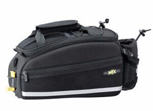 TOPEAK-MTX-Trunk-EX-Bag-Rack-Top-Expandable-Pannier-Bike-Rear-TRUNKBAG-8Ltr-Cap