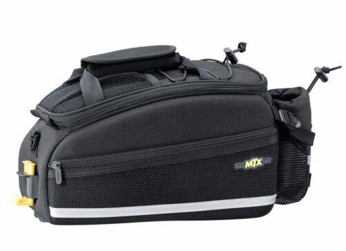 TOPEAK MTX Trunk EX Bag Rack Top Expandable Pannier Bike Rear TRUNKBAG 8Ltr Cap