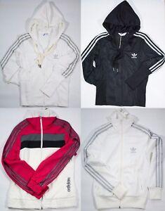 adidas giacca felpa