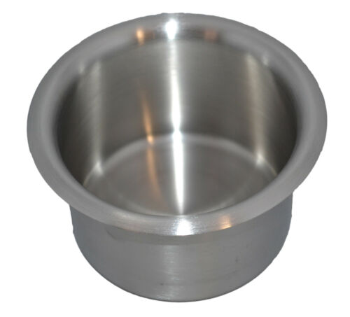 Replacement Stainless Steel Cup Holder for Sofa Sectional Couch