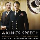 The Kings's Speech Soundtrack CD 2010 Alexandre Desplat