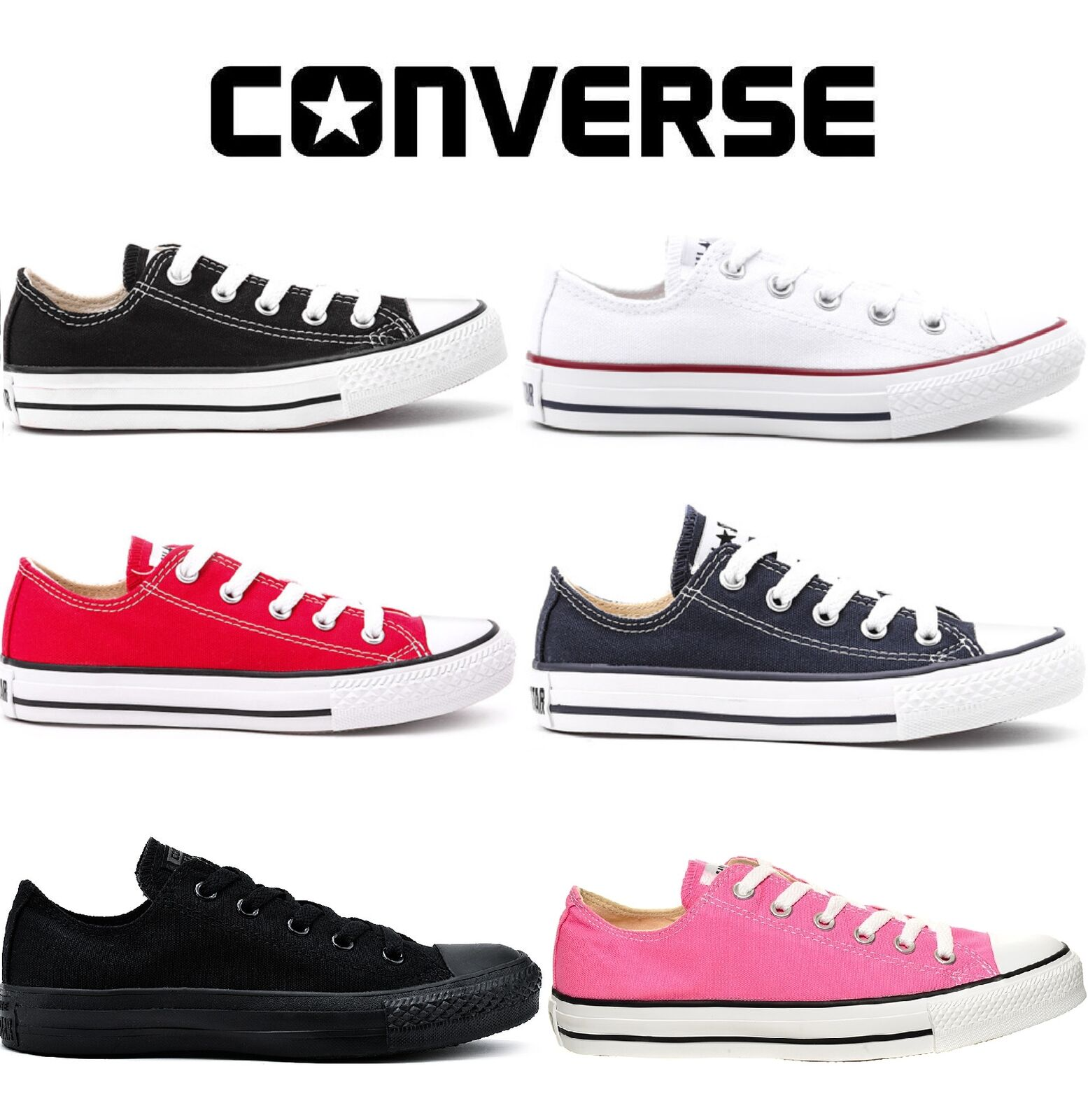 Converse Defective Shoes