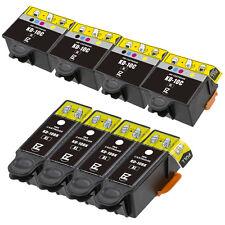 8PKs Black & Color 10 XL Ink Cartridges for Kodak ESP 3 5 7 9 5210 5250