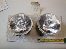 Cibie OSCAR H4 w/city light lens units (pair) Concave lens. Genuine REDUCED $