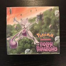 Pokemon TCG EX Holon Phantoms Booster Box, Display selten (rare), deutsch OVP!