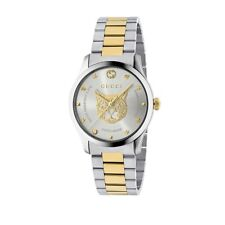 50385176ab3 item 4 New Gucci G-Timeless Two-Tone Stainless Steel 38mm Unisex Watch  YA1264074 -New Gucci G-Timeless Two-Tone Stainless Steel 38mm Unisex Watch  YA1264074