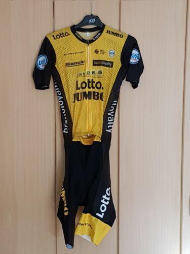 Original Shimano Lotto Jumbo 2018 Sprintanzug mesh M