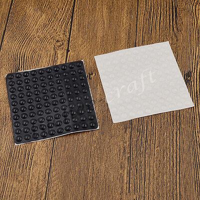 100Pcs Adhesive Silicone Transparent Cabinet Door Buffer ...