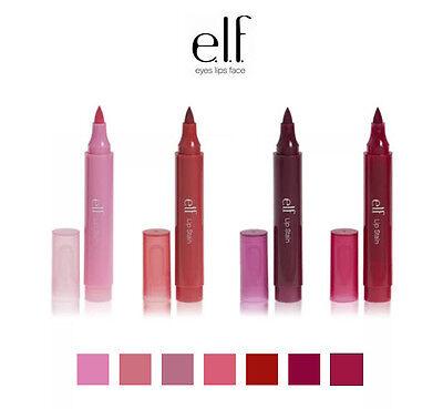 e.l.f. Essential Lip Stain U Pick elf Lipstain Pen Marker Pigment Hydrating NIP