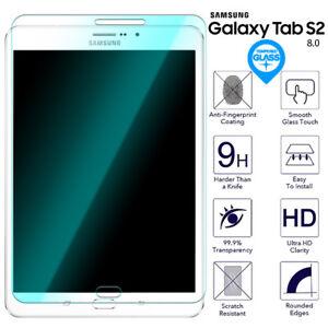 Para-Samsung-Galaxy-Tab-S2-8-0-Protector-de-Pantalla-de-Vidrio-Templado-Film-SM-T710-T715