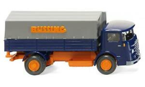 Wiking-47601-Flatbed-Truck-Bussing-4500-1-87