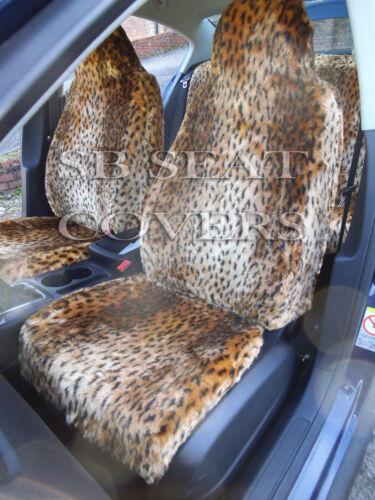 passend für Chevrolet Corvette Grand Sport Auto Front Sitzbezug I Gepard