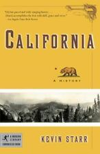 Modern Library Chronicles: California : A History by Kevin Starr (2007, Paperback)