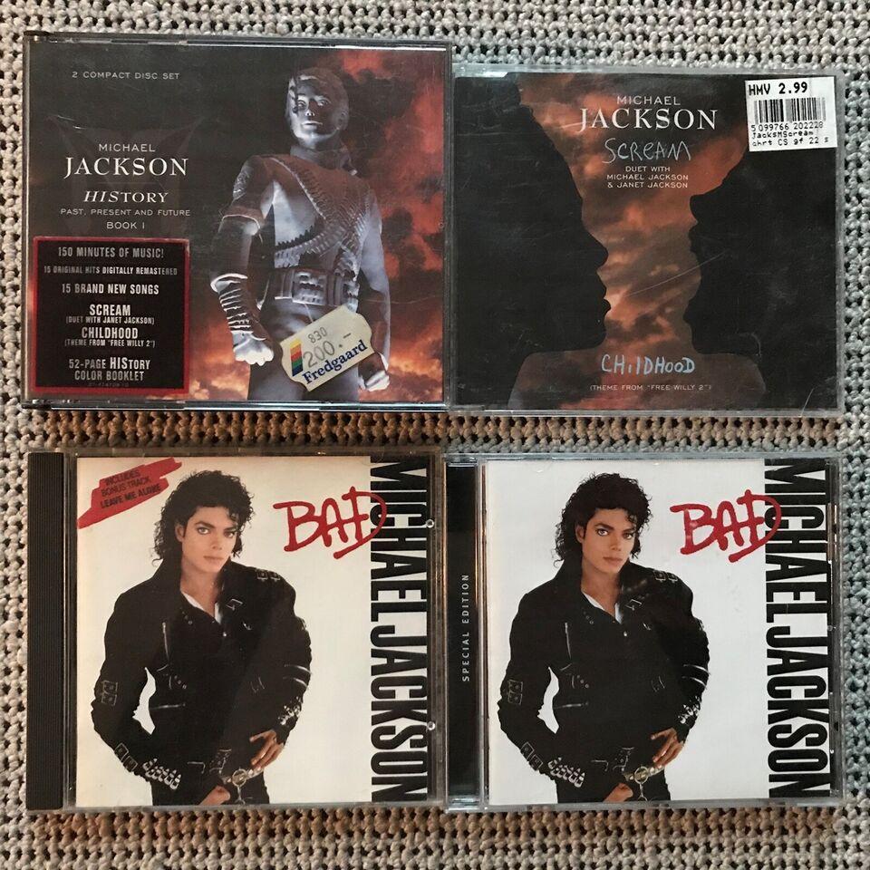 Michael Jackson: Diverse, pop