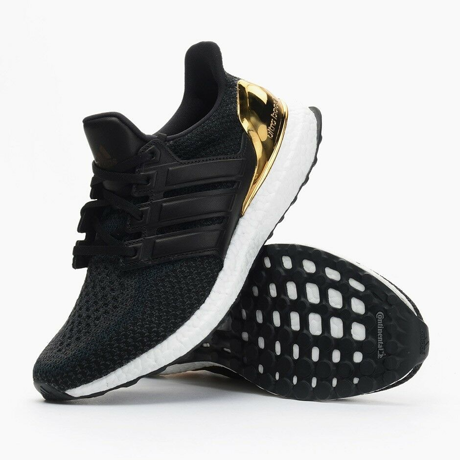 Adidas Ultraboost Ultraboost Ultraboost  LTD 2.0 gold Medal Limited BB3929 Size 8 Rare NEW DS f89708