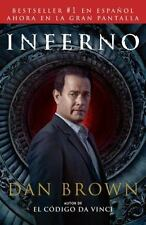 Inferno Movie Tie-in edition en Espanol Spanish Edition