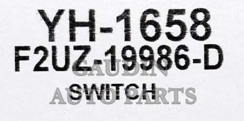 FORD OEM 99-14 E-350 Super Duty-AC Heater Blower Motor Switch F2UZ19986D