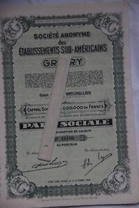 lot-de-8-actions-GRATRY-Societe-anonyme-des-etablissements-Sud-americains