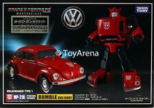 Transformers Masterpiece MP-21R Bumblebee (Red Body) Volkswagen Takara Tomy