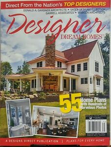 Image Is Loading Designer Dream Homes Annual 2017 55 Home Plans