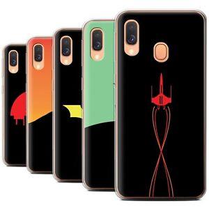 Gel-TPU-Case-for-Samsung-Galaxy-A40-2019-Minimalist-Movie-Art
