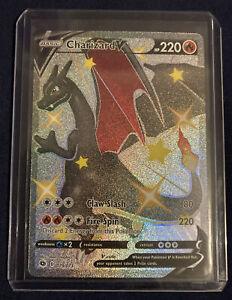 Charizard V Shiny Champions Path MINT PSA 10 Or 9 No Whitening Good Centering