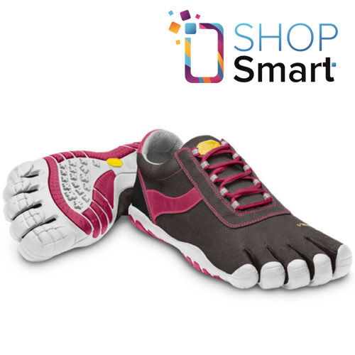 new product 43444 7e935 VIBRAM SPEED XC W3683 FIVEFINGERS WOMENS SHOES ROSE WATERPROOF CASUAL  BAREFOOT
