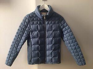 lebendig und großartig im Stil spätester Verkauf 2019 Ausverkauf Details zu Dolomite Damen Leichte Daunenjacke Blue Stone S NP 279