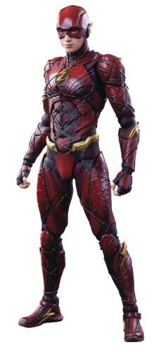 DC Comics Justice League The Flash Play Arts Kai Action Figure