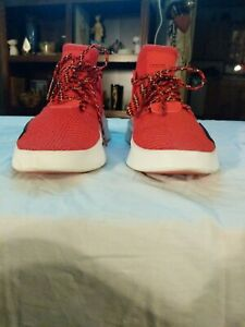 Adidas-Equipment-EQT-ADV-91-18-Sneakers-Red-Size-9-VERY-NICE