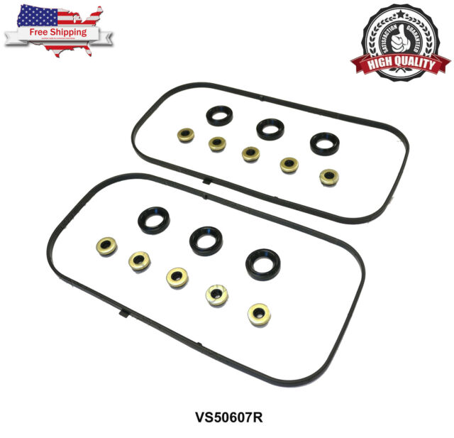 HIGH QUALITY Valve Cover Gasket Set For 2005 2008 Acura RL