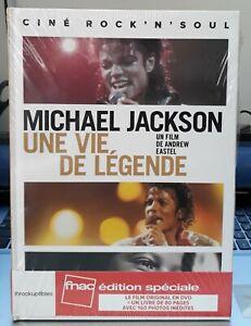 michael jackson une vie de legende DVD  NEUF    PROMO !!!