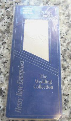 Calze Da Sposa Disegnati Da Henry Kaye Avorio Si Adatta Scarpa 4 - 7 Wedding Bell Motivo-mostra Il Titolo Originale