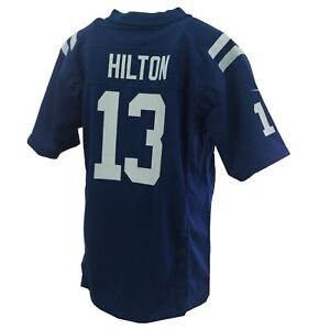 Indianapolis Colts T.Y. Hilton Official NFL Nike Kids Youth Size Jersey New Tag
