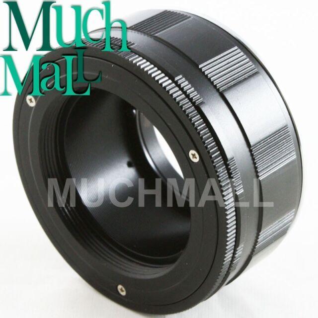 M42 Screw Mount Lens To Sony NEX E Adapter 7 A6000 6 w Macro Focusing Helicoid