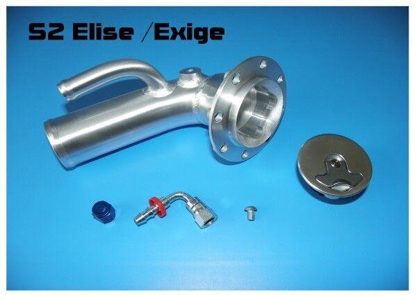 LOTO Elise Exige S2 PRO Alloy Aero Estilo Relleno Cuello Kit de montaje