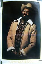 RARE TEDDY PENDERGRASS 1978 VINTAGE ORIGINAL  MUSIC POSTER