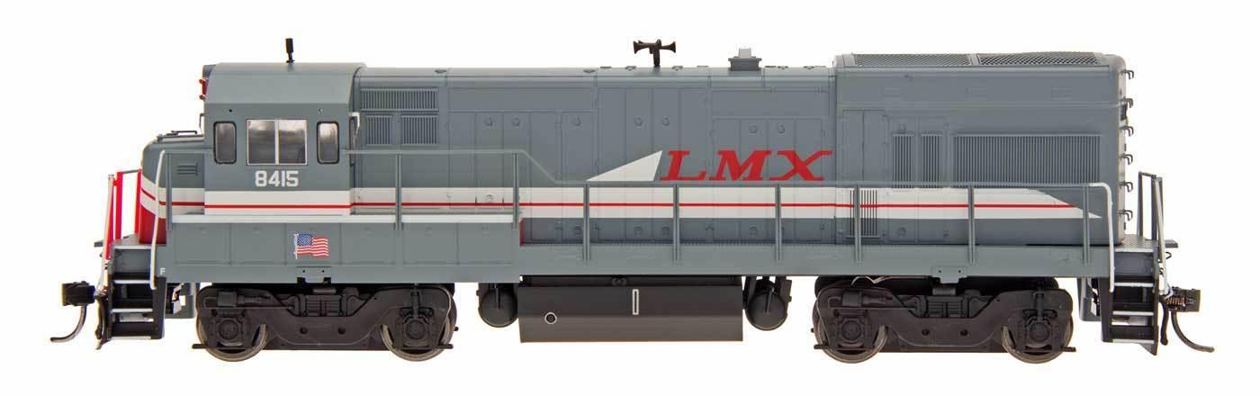 Intermountain Ho 49458 (s) LMX U18B Locomotora
