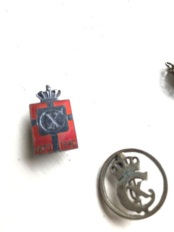 Emblemer, God pris ved samlet køb