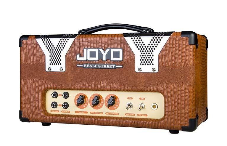 New JOYO JCA-12 Beale Street Tube Amp 12 Watt Guitar Amplifier Head