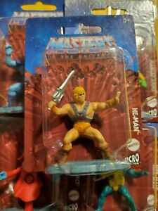 Masters of the Universe Micro Collection Figure He-Man